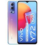 Vivo Y72 5G (Bleu) - 128 Go