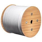 Goobay câble réseau catégorie 6a S/FTP (PiMF) - 305 m