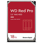 Western Digital WD Red Pro - 18 To - 512 Mo