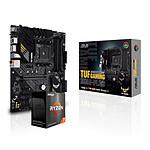 AMD Ryzen 7 5800X +  Asus TUF GAMING B550-PLUS