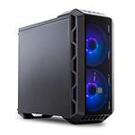 Cooler Master MasterCase H500 Gris ARGB - Hellfest 2K21 Edition