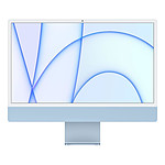 "Apple iMac (2021) 24"" 256 Go Bleu (MGPK3FN/A)"