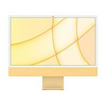 "Apple iMac (2021) 24"" 512 Go Jaune (Z12T-8GB/512GB-J)"