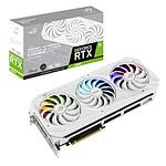 Asus GeForce RTX 3080 ROG STRIX OC WHITE