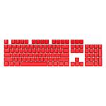 Corsair PBT Double-Shot Pro Keycaps - Rouge