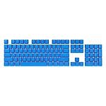 Corsair PBT Double-Shot Pro Keycaps - Bleu