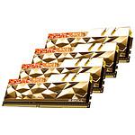 G.Skill Trident Z Royal Elite Gold RGB - 4 x 8 Go (32 Go) - DDR4 3600 MHz - CL16