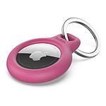 Belkin Support sécurisé pour Airtag porte clé Rose