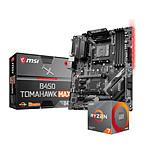 AMD Ryzen 7 3700X + MSI B450 TOMAHAWK MAX