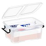 CEP Strata Boite de rangement Plastique 12 litres
