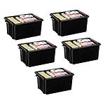 CEP Strata Lot de 5 Maxi Box 32 litres
