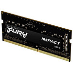 Kingston Fury Impact SO-DIMM - 1 x 16 Go (16 Go) - DDR4 2933 MHz - CL17