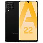 Samsung Galaxy A22 4G (Noir) - 64 Go - 4 Go