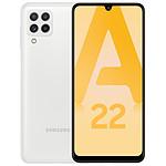 Samsung Galaxy A22 4G (Blanc) - 64 Go - 4 Go
