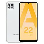 Samsung Galaxy A22 5G (Blanc) - 128 Go - 4 Go