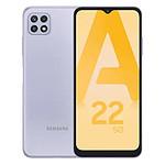 Samsung Galaxy A22 5G (Violet) - 128 Go - 4 Go