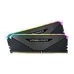Corsair Vengeance RGB RT - 2 x 8 Go (16 Go) - DDR4 4000 MHz - CL18
