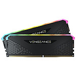 Corsair Vengeance RGB RS - 2 x 32 Go (64 Go) - DDR4 3600 MHz - CL18