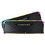 Corsair Vengeance RGB RS - 2 x 32 Go (64 Go) - DDR4 3200 MHz - CL16