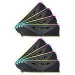 Corsair Vengeance RGB RT - 8 x 32 Go (256 Go) - DDR4 3200 MHz - CL16