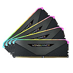 Corsair Vengeance RGB RT - 4 x 32 Go (128 Go) - DDR4 3200 MHz - CL16