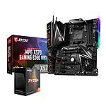 AMD Ryzen 9 5950X + MSI X570 Gaming EDGE AC