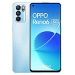 Oppo Reno 6 5G Bleu - 128 Go - 8 Go