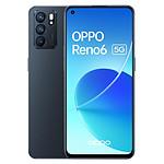 Oppo Reno 6 5G Noir - 128 Go - 8 Go