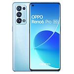 Oppo Reno 6 Pro 5G Bleu - 256 Go - 12 Go