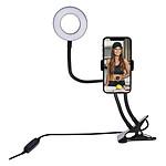 BIGBEN Vlogging Kit Pince Fixation + LED Light S