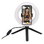 BIGBEN Vlogging Kit Tripod + LED Light L