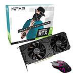 KFA2 GeForce RTX 3060 Ti (1-Click OC) + souris KFA2 Slider 02