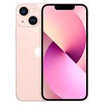 Apple iPhone 13 mini (Rose) - 128 Go