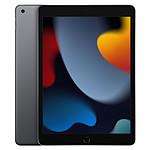 Apple iPad Wi-Fi 10.2 - 64 Go - Gris Sidéral (9 ème génération)