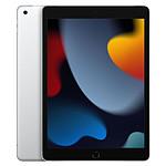Apple iPad Wi-Fi + Cellular 10.2 - 64 Go - Argent (9 ème génération)