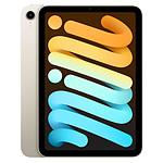 Apple iPad mini (2021) Wi-Fi - 64 Go - Lumière stellaire