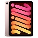 Apple iPad mini (2021) Wi-Fi + Cellular - 64 Go - Rose