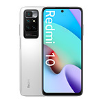 Xiaomi Redmi 10 (blanc) - 64 Go