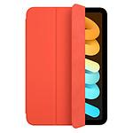 Apple Smart Folio (Orange électrique) - iPad mini (2021)