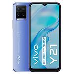 Vivo Y21 (Bleu) - 64 Go