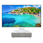 Epson EH-LS500 Blanc Edition Android TV + ELPSC35