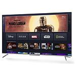 TCL 55P716 - TV 4K UHD HDR - 139 cm