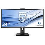 Écran PC Philips 3440 x 1440 pixels