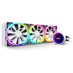 NZXT Kraken X73 RGB - Blanc