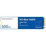 Western Digital WD Blue SN570 - 500 Go
