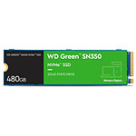 Western Digital WD Green SN350 - 480 Go