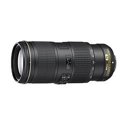 Nikon AF-S FX 70-200mm f/4 G ED VR