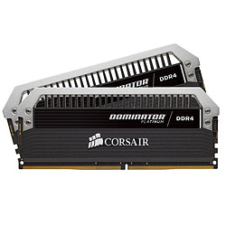 Corsair Dominator Platinum - 2 x 8 Go (16 Go) - DDR4 3000 MHz - CL18