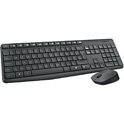 Pack clavier-souris bureautique