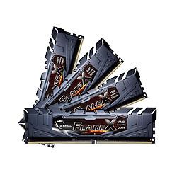 G.Skill Flare X Black DDR4 4 x 16 Go 2933 MHz CAS 16